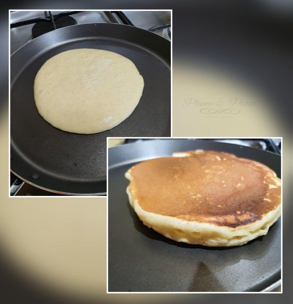 Pancake fluffy