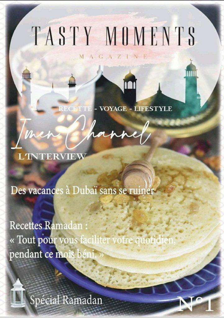 Tasty Moments est un magazine digital gratuit que vous pouvez télécharger en ligne.