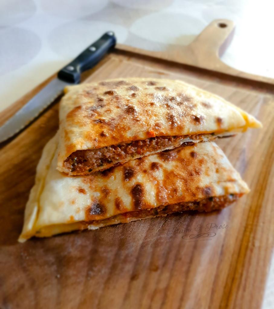 """""""Flatbread"""" ou le pain plat rapide et facile à réaliser"""