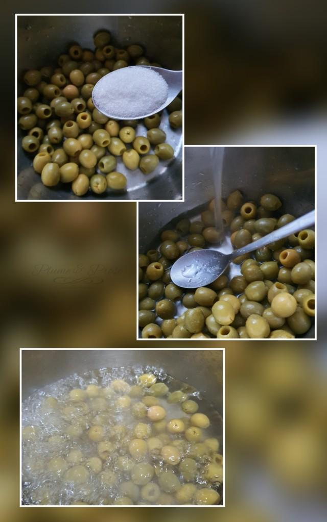 Astuce pour éviter que les olives ne soient amères