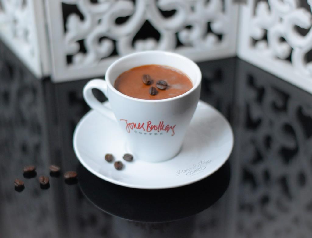 Mousse chocolat café