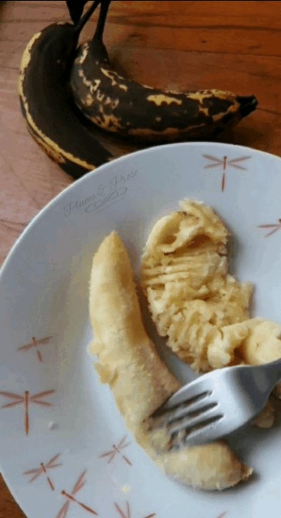 Recette à base de bananes bien mûres