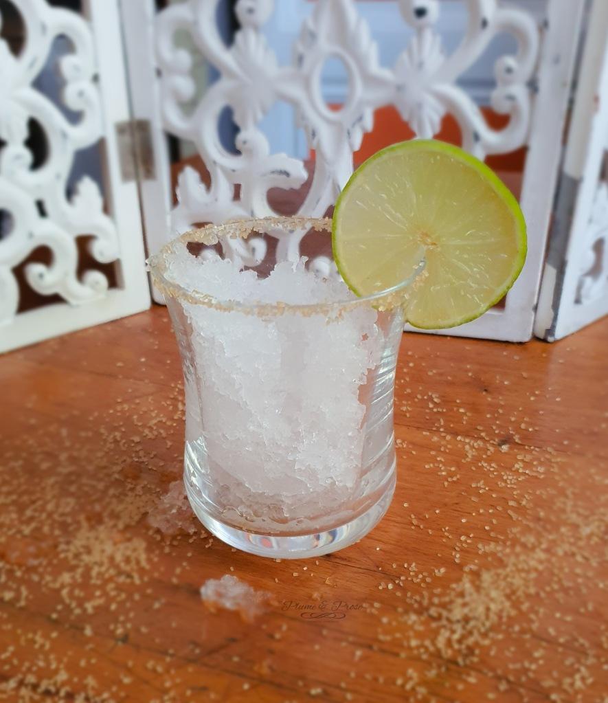 Préparation de la citronnade des Bahamas