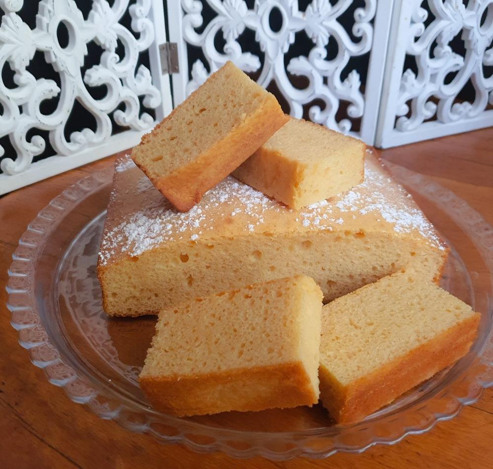 """""""Gerikiru Boakibaa"""" ou le gâteau au lait concentré maldivien"""