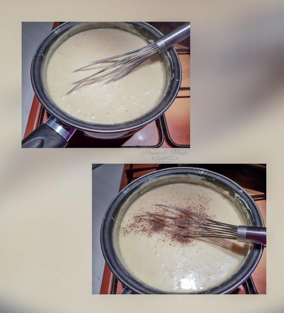 Préparation des poireaux au jambon façon chicons gratinés