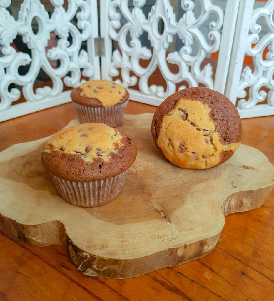 """""""Cooffin"""" ou le délicieux muffin surmonté d'un cookie"""