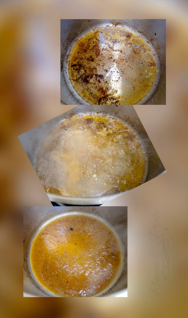 Préparation du tajine berbère