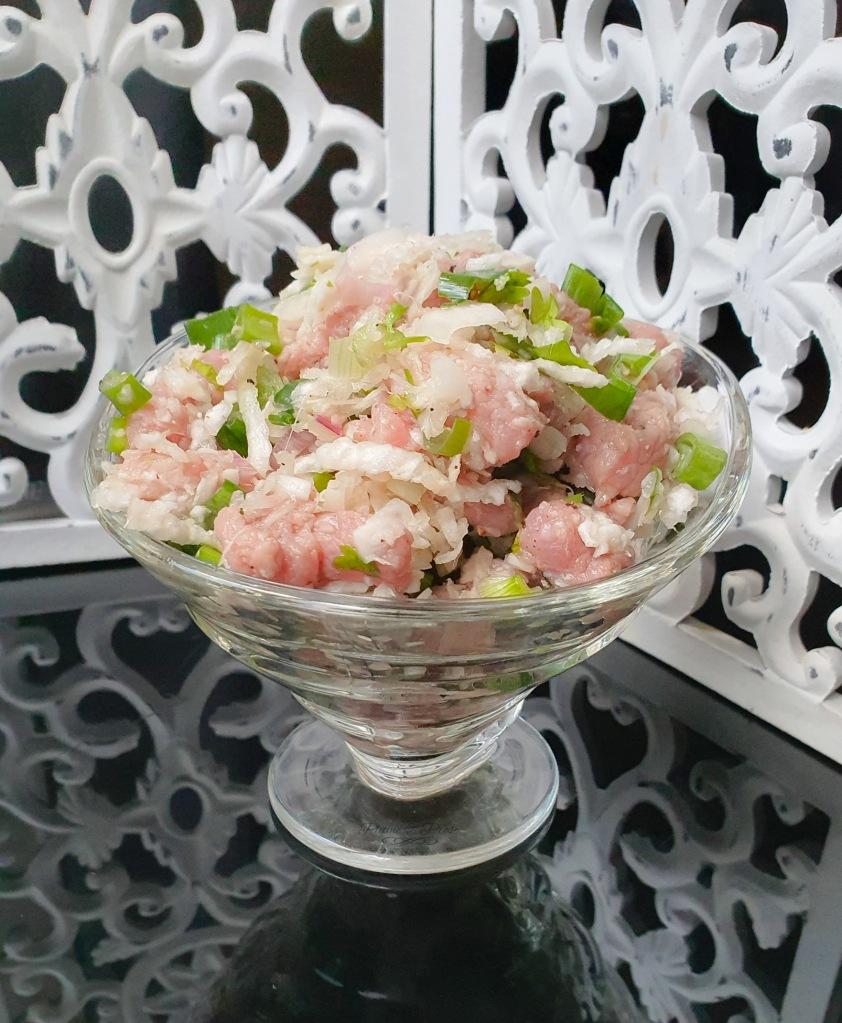 """""""Céviche de Viande"""" ou le tartare traditionnel équatorien"""