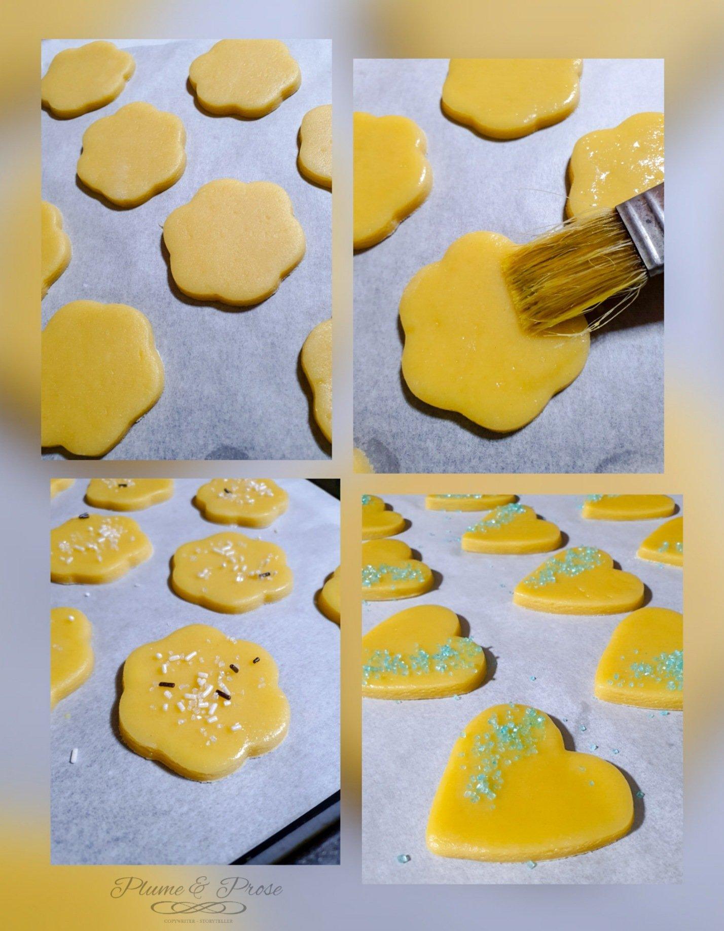 """Préparation des """"Torno"""" ou le gâteau sec algérien"""