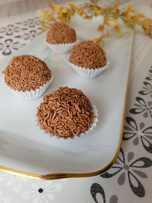 """""""Brigadeiro"""" ou le dessert traditionnel brésilien"""