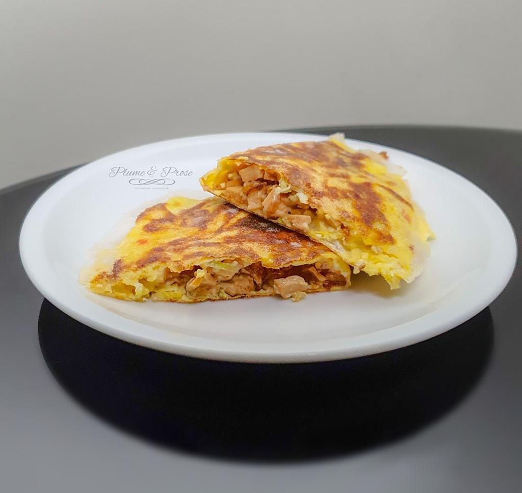 Découvrez la pizza populaire de la street food Vietnamienne