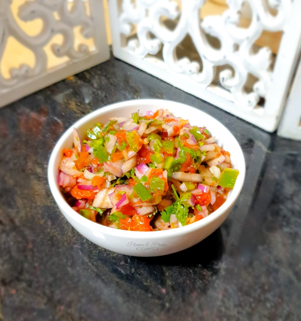 """""""Pebre"""" ou la salsa épicée chilienne"""