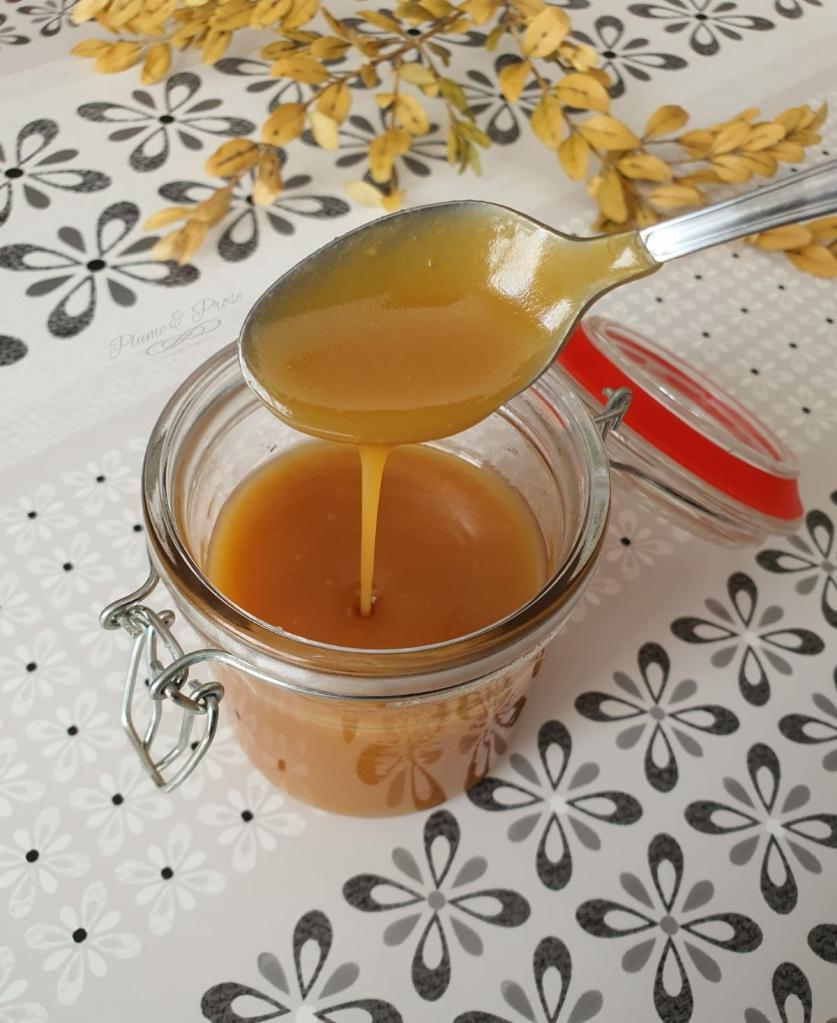 """Salidou"" ou le Caramel au beurre salé à tartiner"