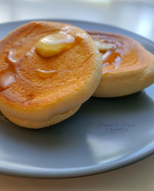 """""""Fluffy Pancake"""" ou le Pancake soufflé japonais"""