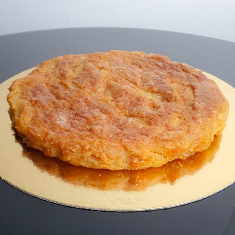 """""""Kouign-Amann"""" ou le gâteau au beurre breton"""