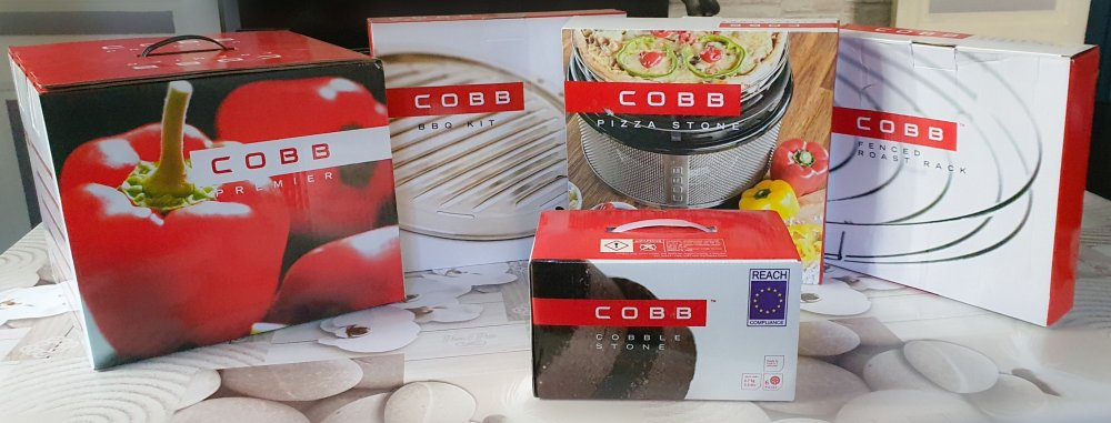Le Cobb (Pack Pizza & Kit Barbecue Traditionel)