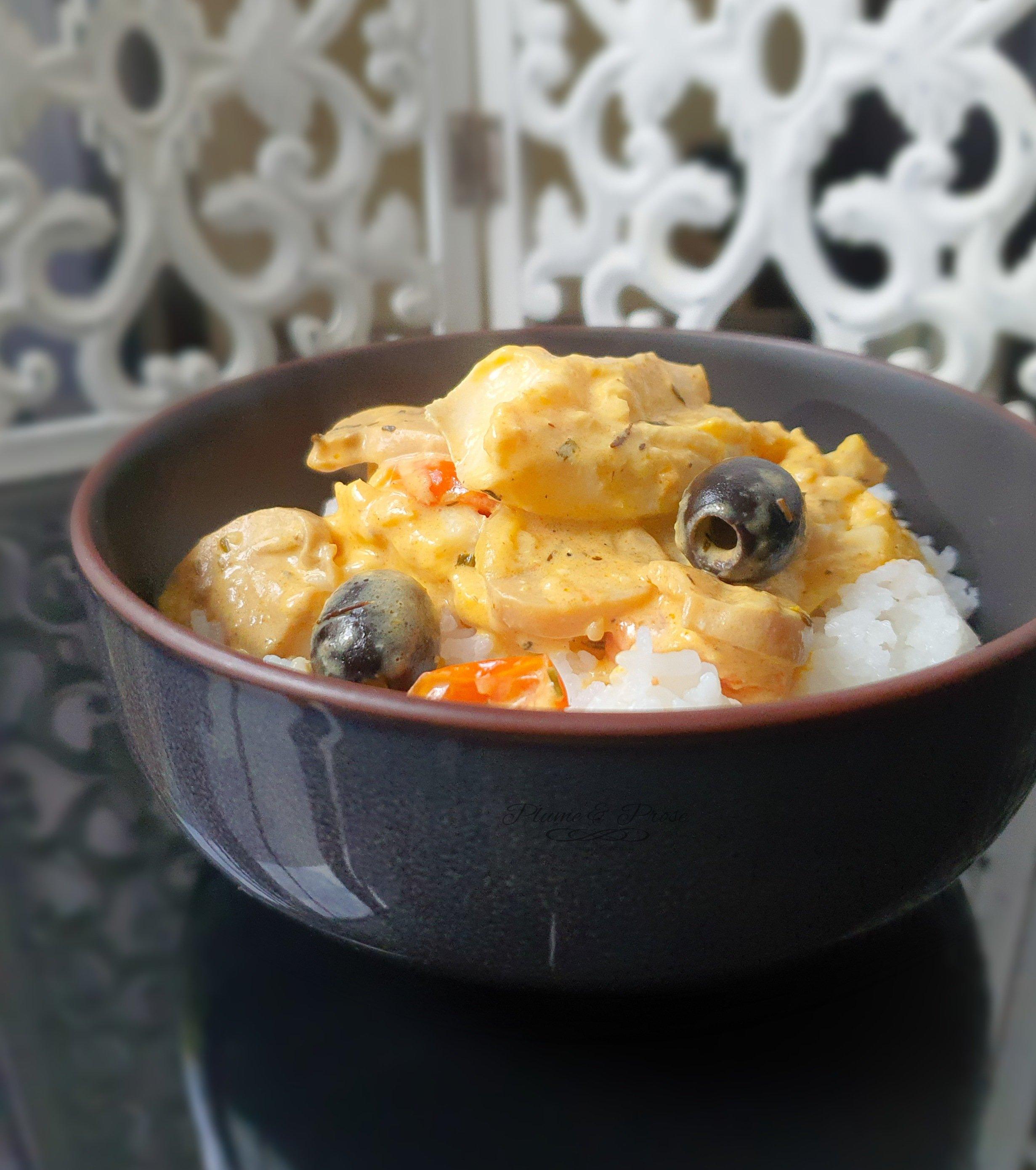 Succombez au délicat parfum du Curry de Cabillaud de Gut