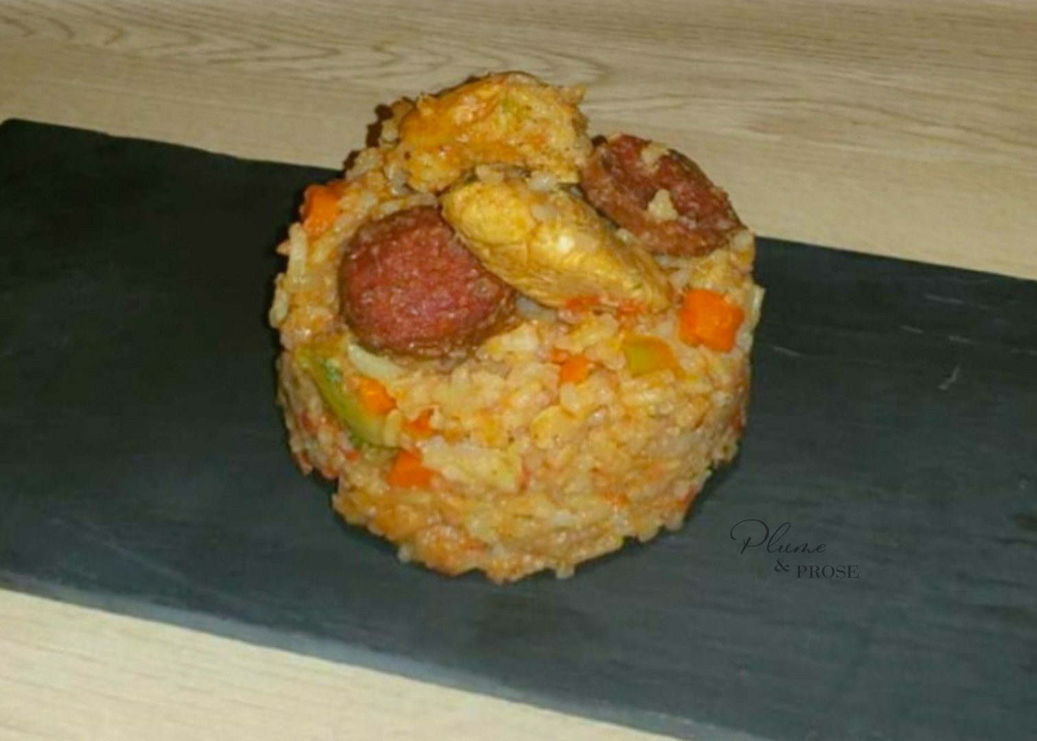 """""""Jambalaya"""" ou le Ragoût de riz créole"""