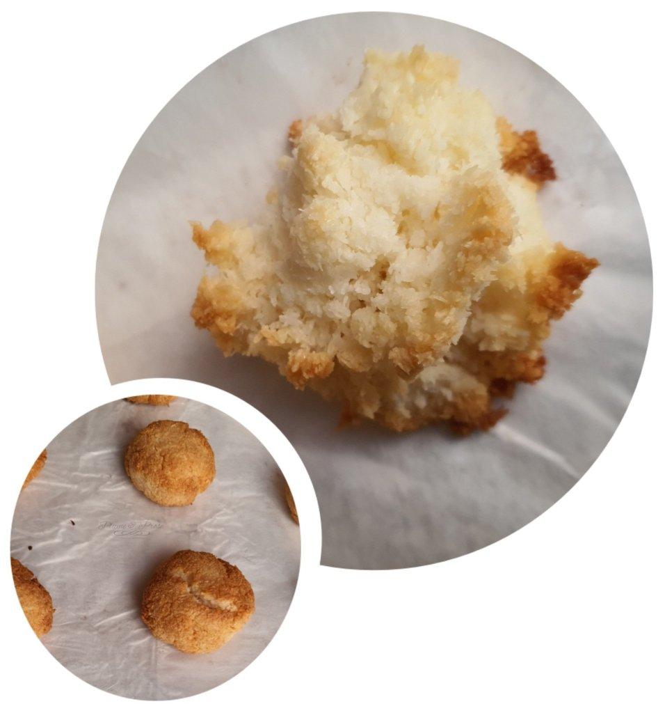"""""""Cocadas"""" ou les biscuits panaméens à la noix de coco"""
