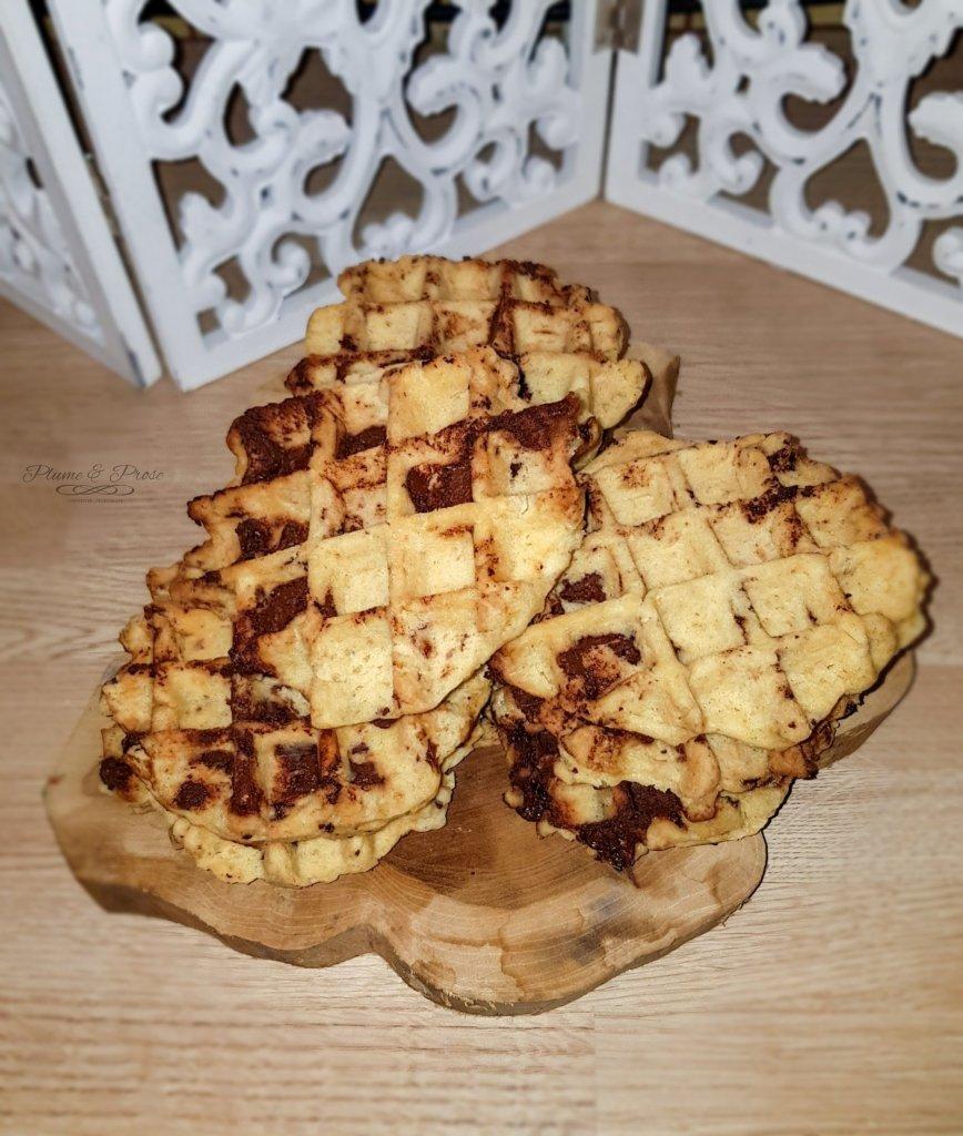 """""""Cookie-Gaufre"""" ou les cookies délicieusement gaufrés"""