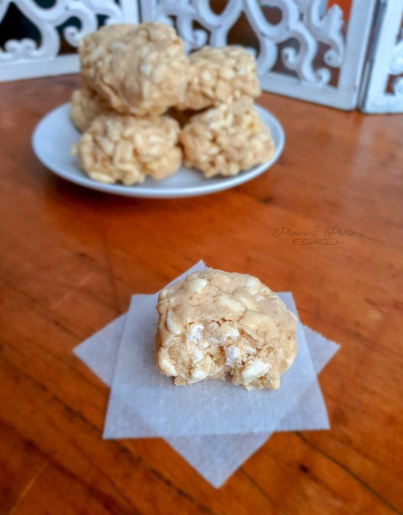 """""""Avalanche Cookie"""" ou le Cookie gourmand sans cuisson"""