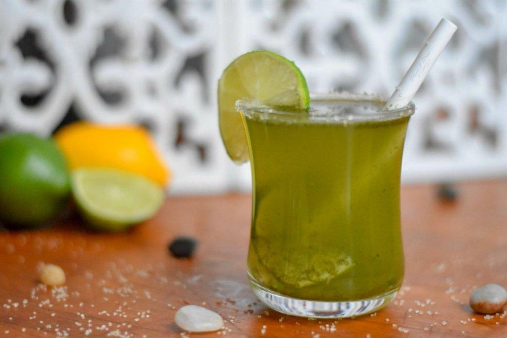 """""""Lemon Mint"""" ou la """"Limonana"""" du Moyen-Orient"""