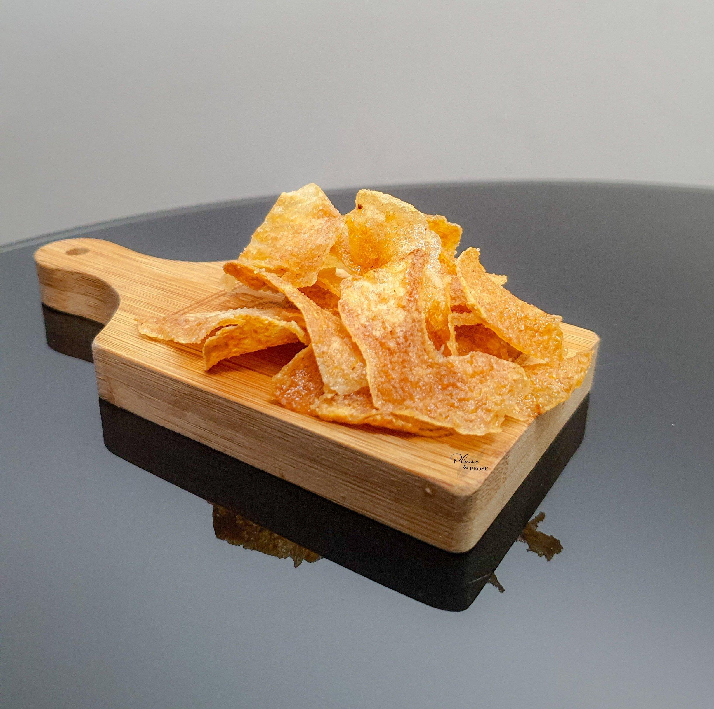 Croustillez pour ces chips d'igname Burkinabè
