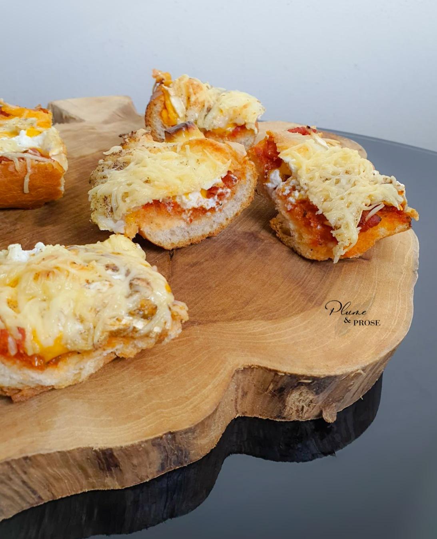 """""""Baguet'zza"""" ou la baguette qui se voulait aussi gourmande que la pizza"""