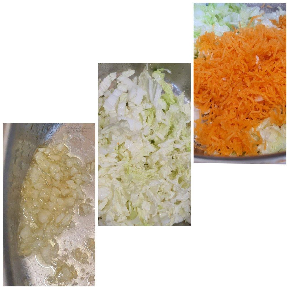 Préparation de la soupe de nouilles