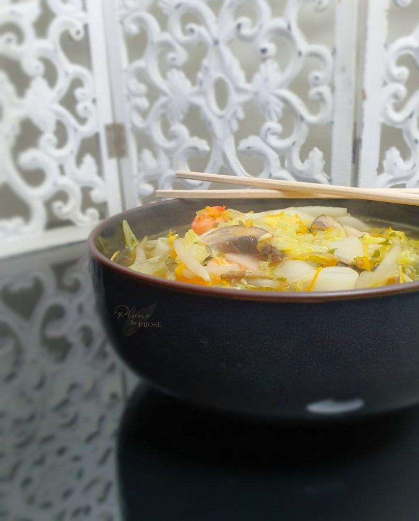 """Kuay Tiew"" ou la soupe de nouilles Thaï"