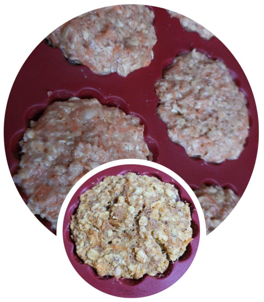 """""""Muffidge"""" ou le mariage du Muffin et du Porridge"""