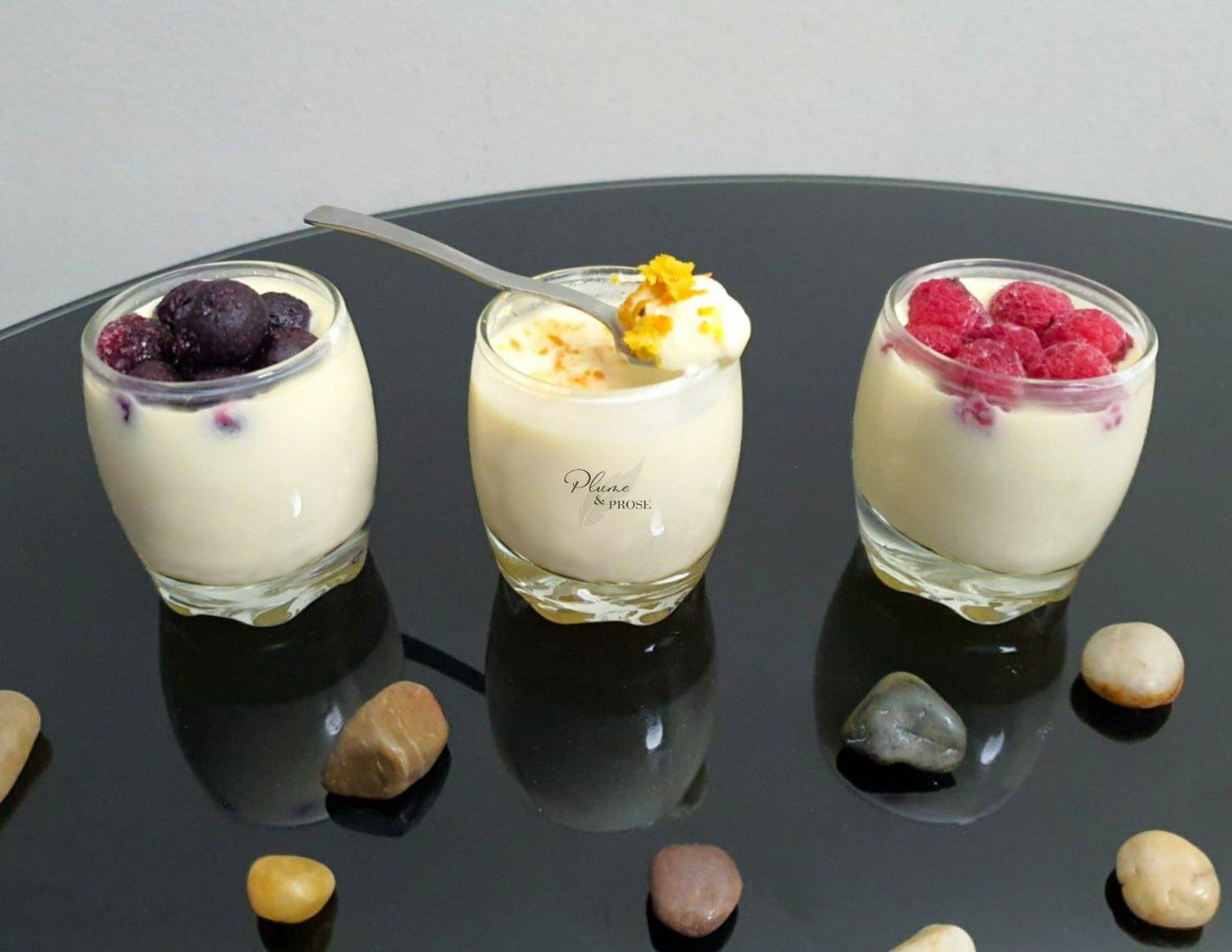 """""""Lemon Posset"""" ou la crème gourmande au citron"""
