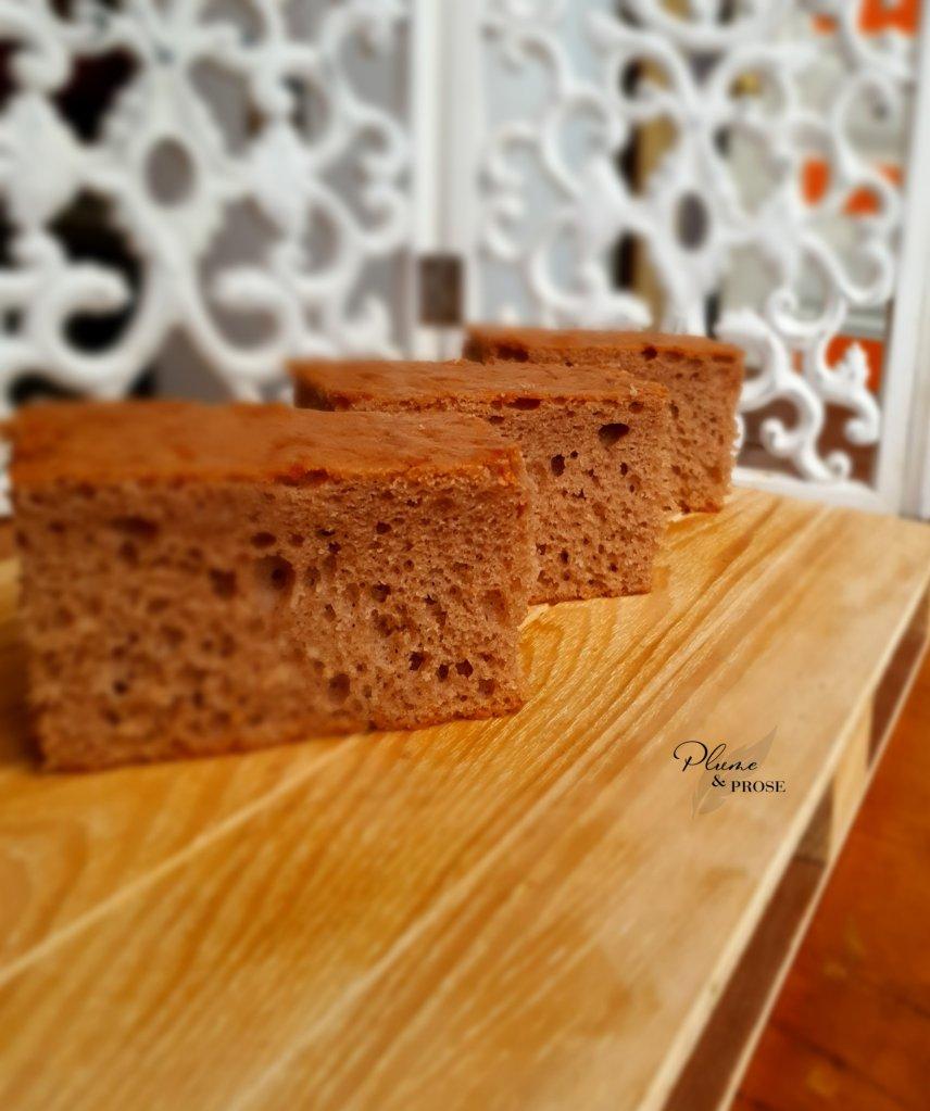 """""""Gâteau au Yaourt"""" ou le gâteau de notre enfance"""