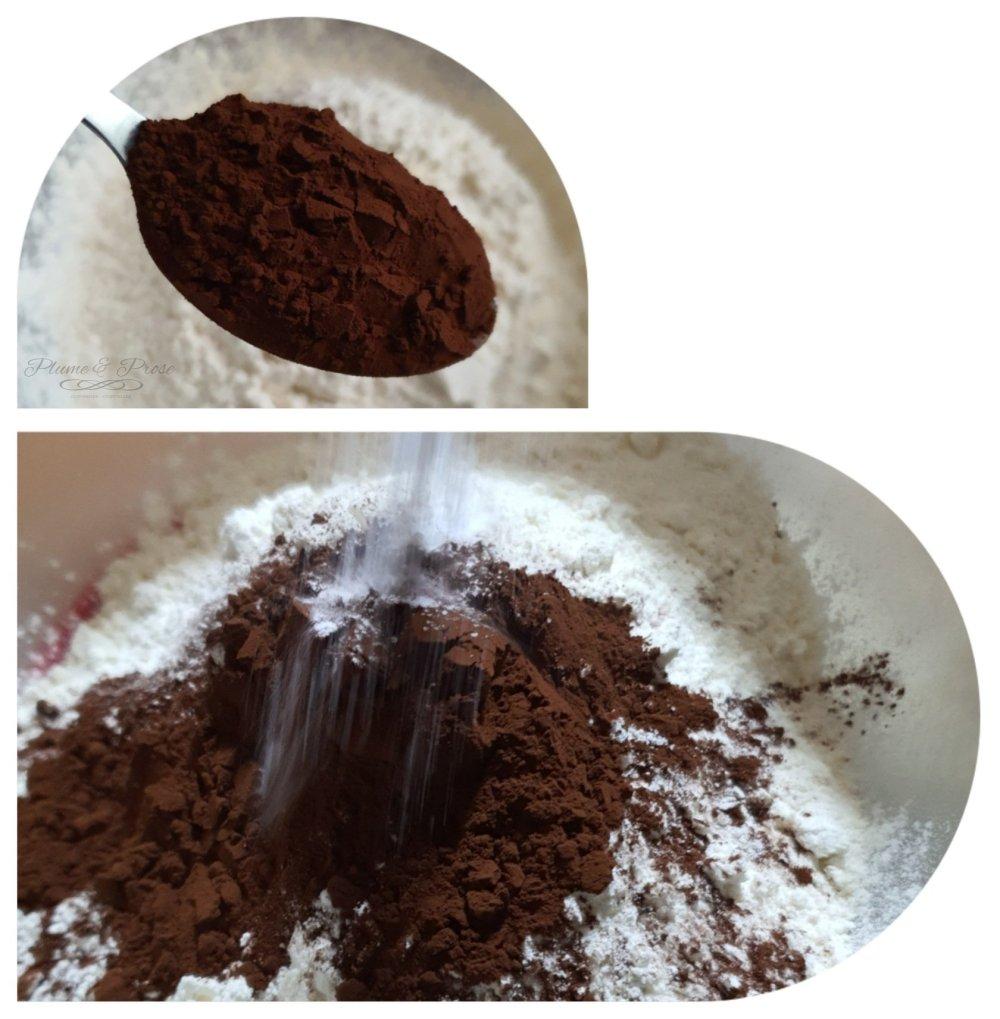 Préparation du gâteau au yaourt