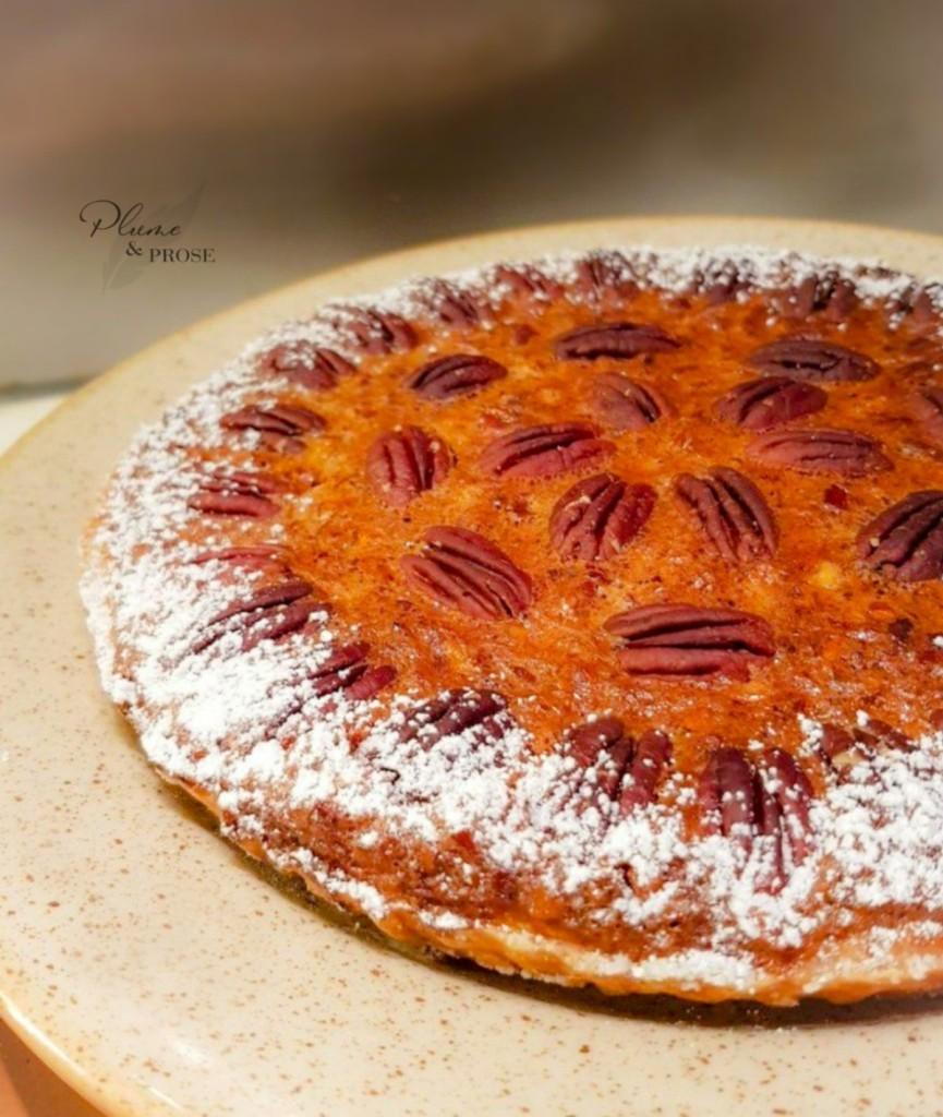 """""""Pecan Pie"""" ou la Tarte aux noix de Pecan"""