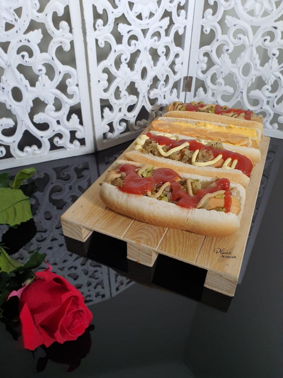 """""""Hot Dog"""" ou le sandwich mythique américain"""