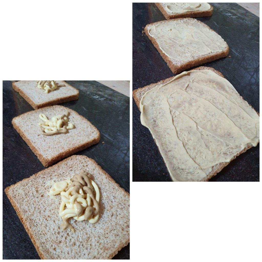 Préparation du Smoked Meat Sandwich