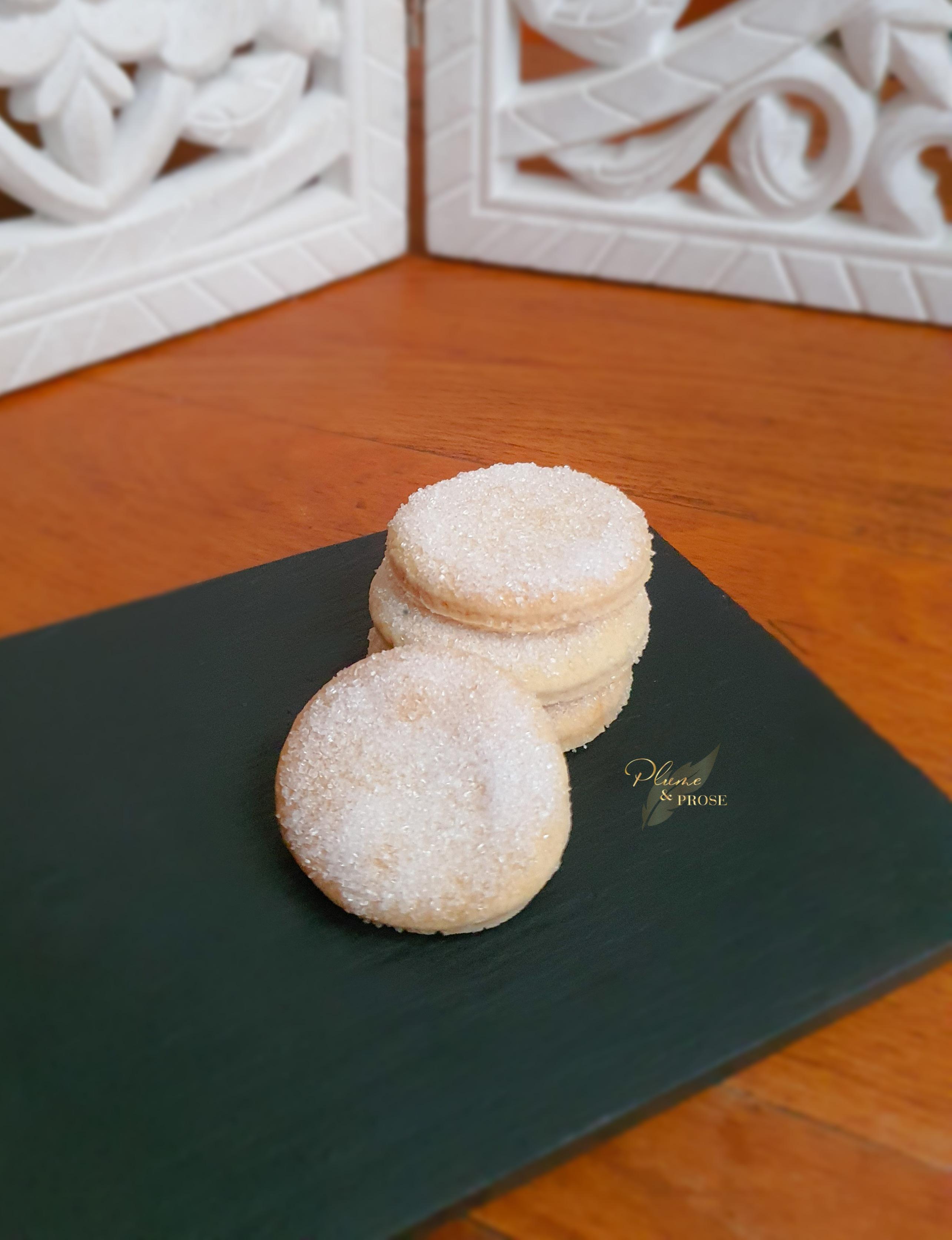 """""""Kontès"""" ou les biscuits comtesses guyanais"""