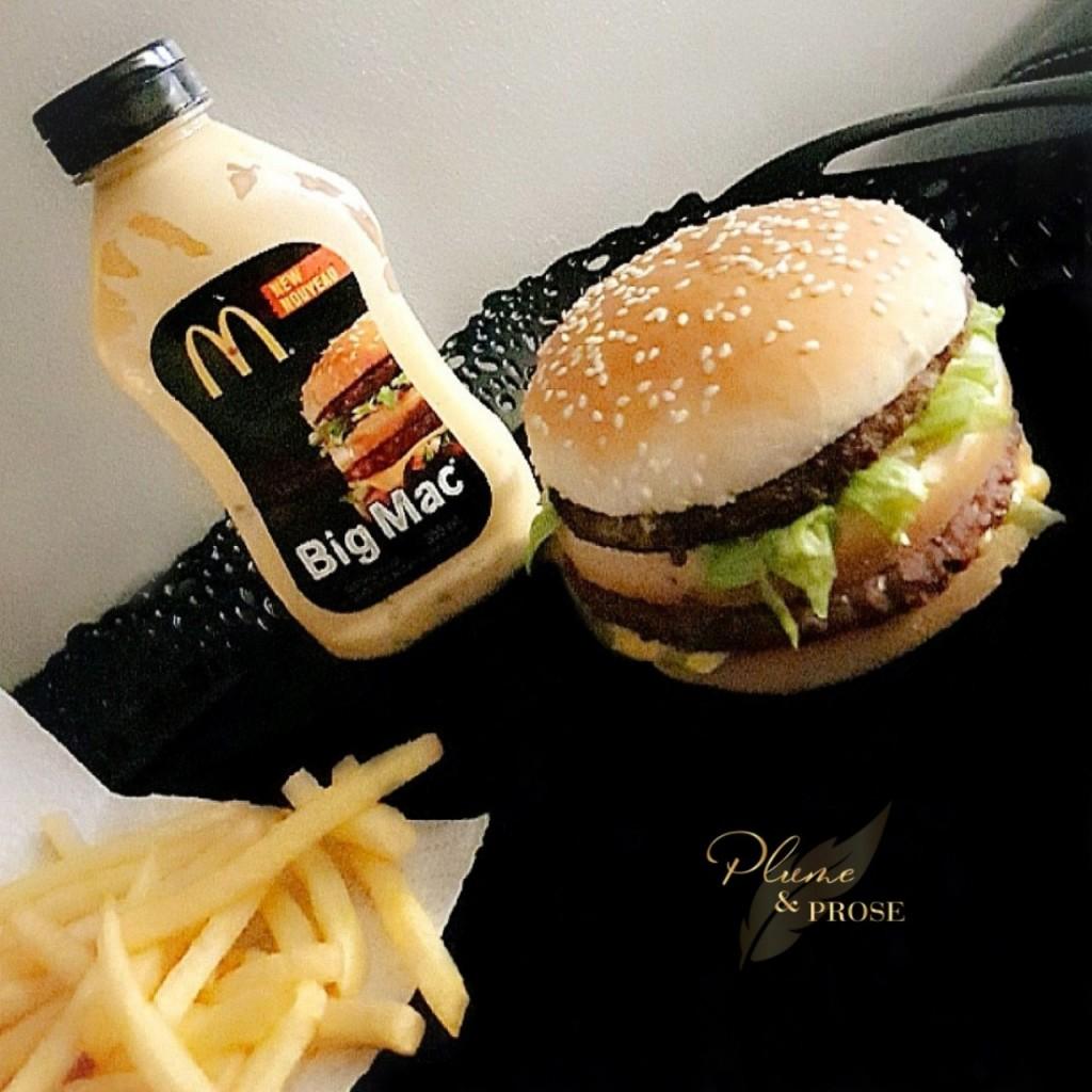 """""""Big Mac"""" ou le Plus célèbre Burger Américain"""