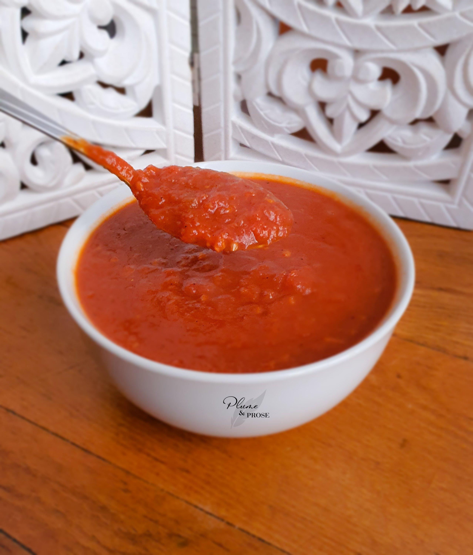 """Daqqus"" ou la sauce tomate koweïtienne"