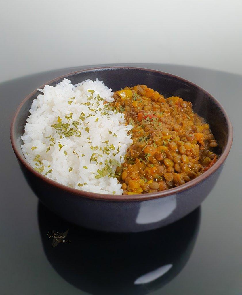"""""""Dhal de Lentilles"""" ou le cœur du """"Rice & Curry"""" Sri Lankais"""