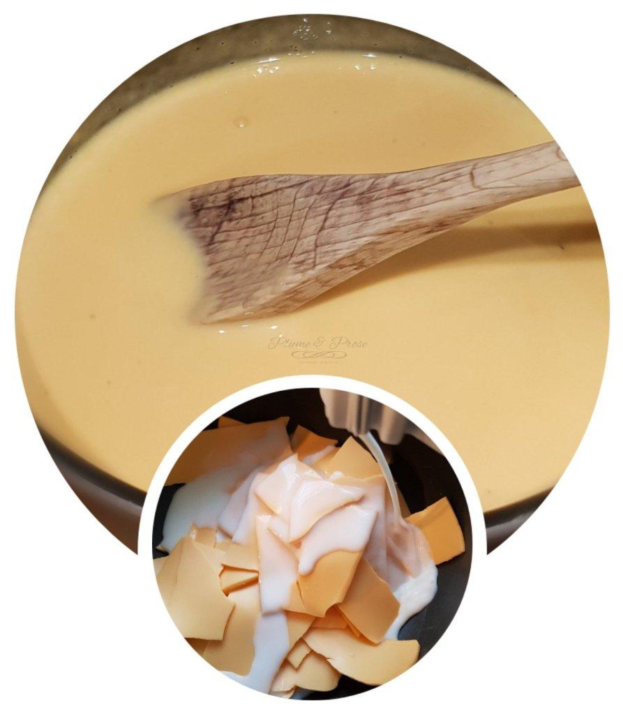 Préparation des Mac n Cheese