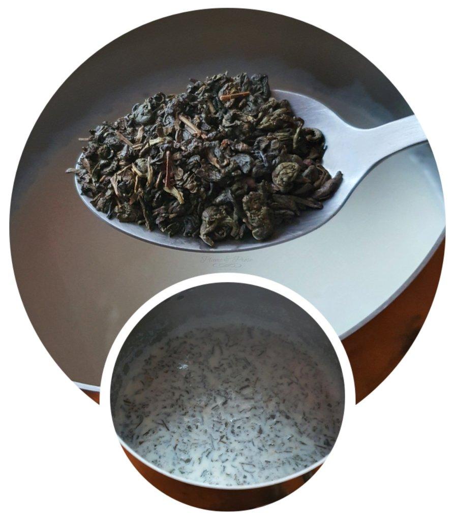 Préparation du Thé à l'Iranienne
