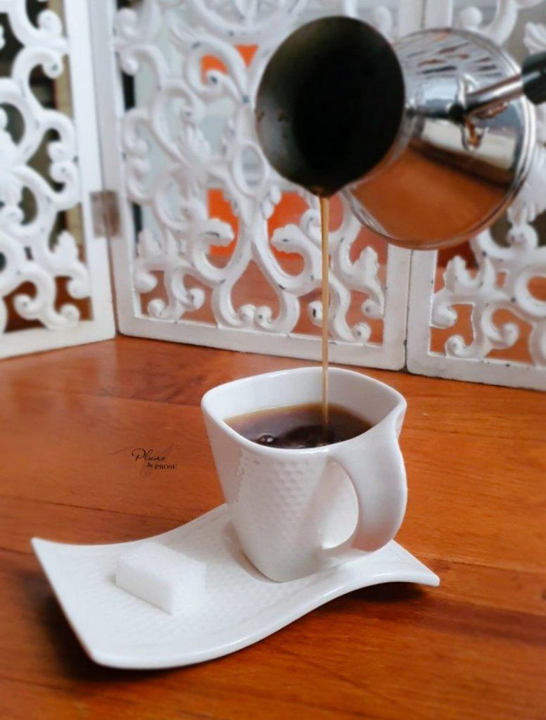 Optez pour une tasse de ce Léger et Savoureux café Serbe