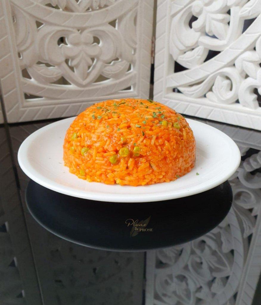 """Jollof Rice"" ou le Riz Gras Africain"