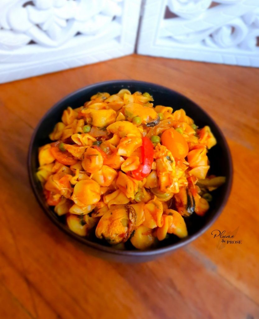 One Pot Pasta aux Inspirations Espagnoles