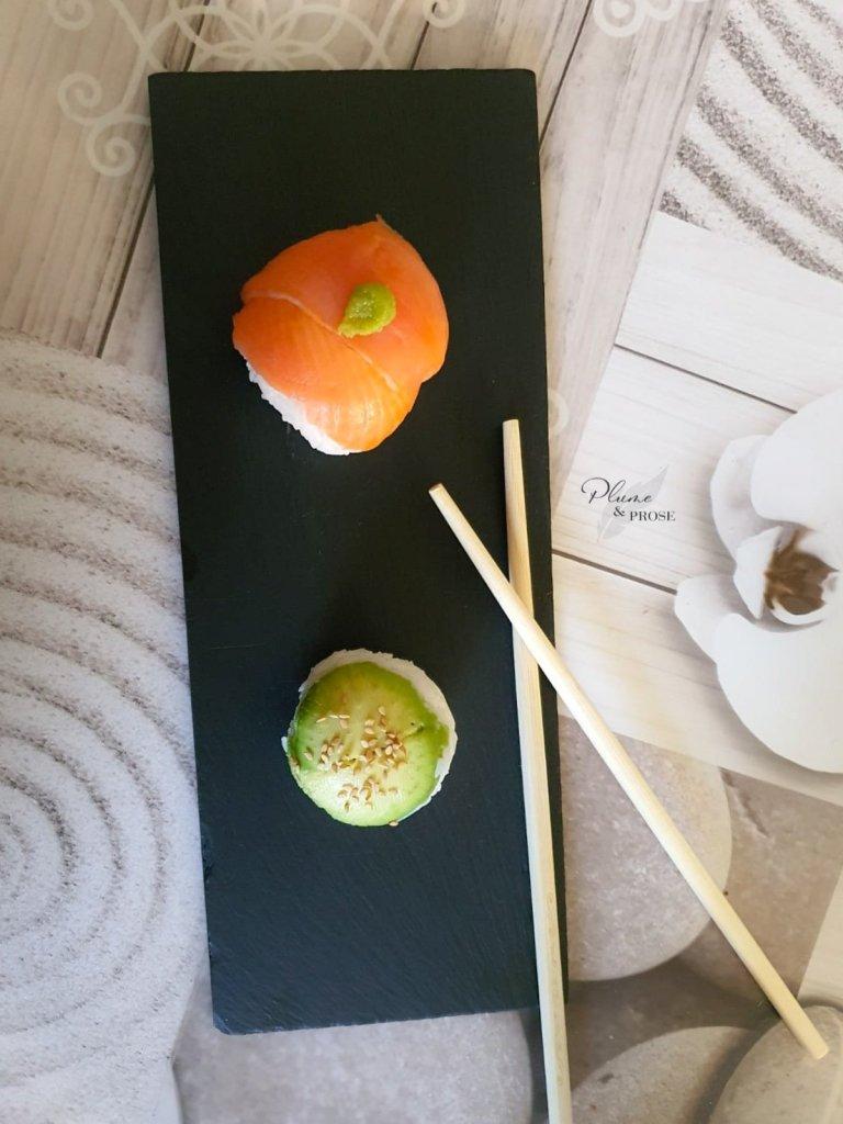"""""""Temari Zushi"""" ou les boules de sushi"""