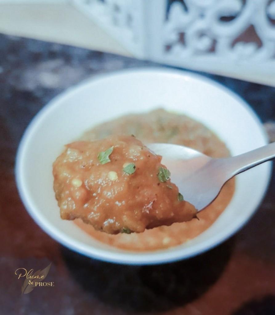 """""""Zaalouk"""" ou le caviar d'aubergine à la marocaine"""