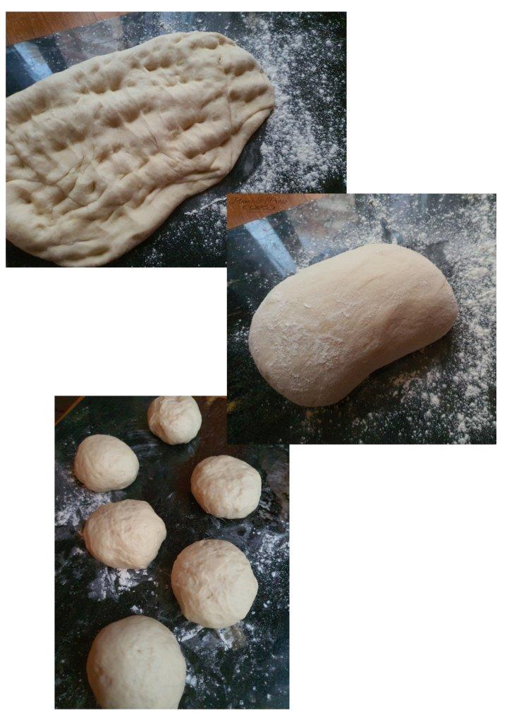 """Préparation du """"Hallah"""" ou le pain brioché de Jackie"""