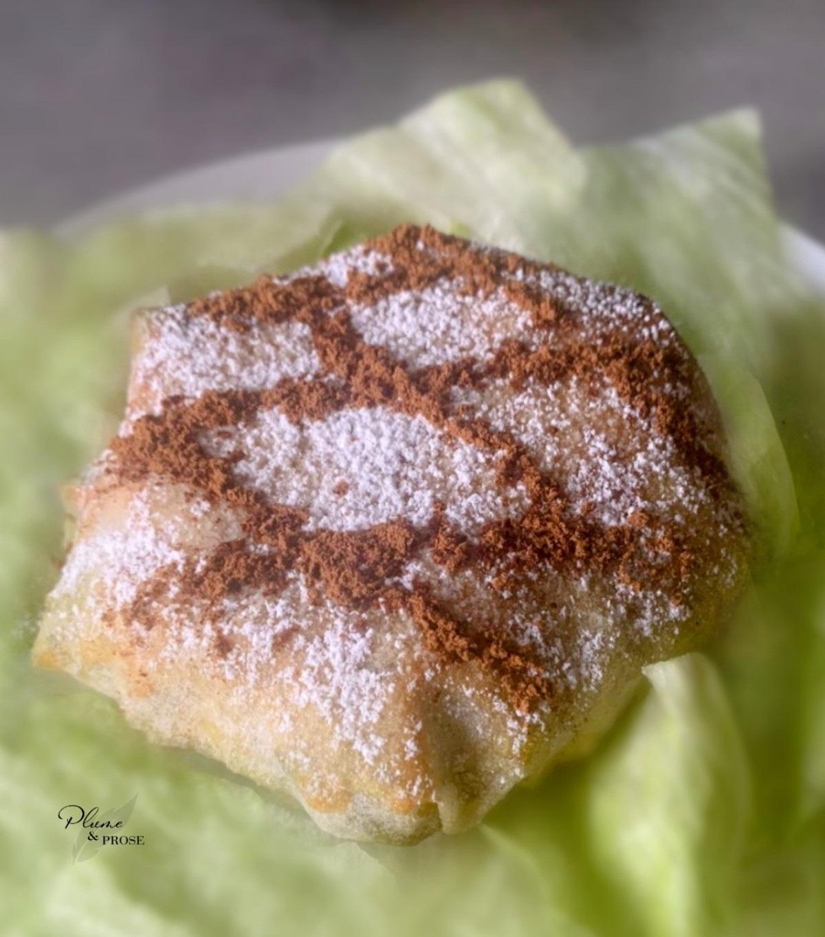 """""""Pastilla au poulet"""" ou le délice sucré-salé du Maroc"""